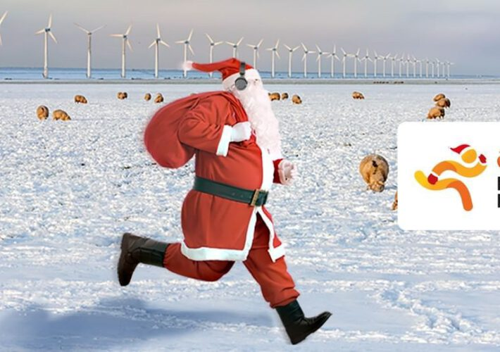 nn running day christmas edition